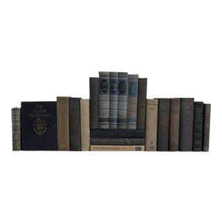 Vintage World Classics In Flax & Denim - Set of 20