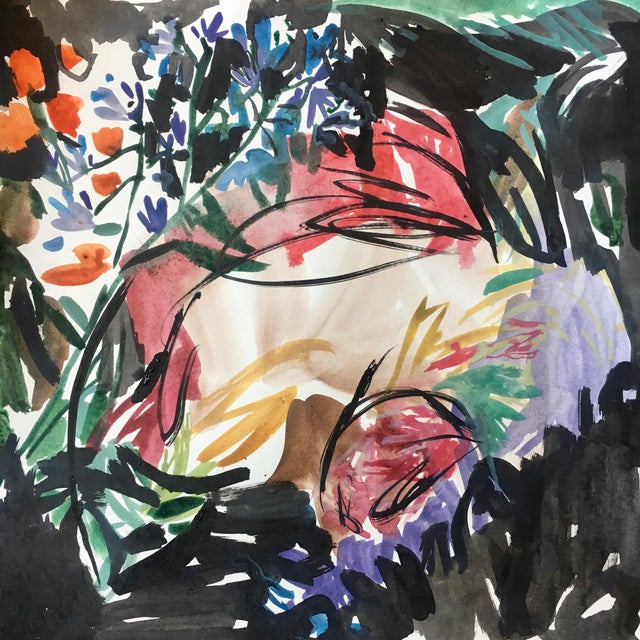 Blossoming #14 Original Painting - Image 1 of 5