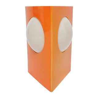 Mod Triangular Plastic Table Lamp