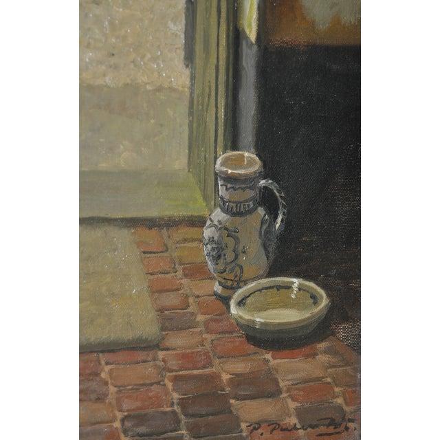 Image of P. Pulm Dutch Realism Painting