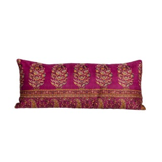Lulu Dk Indian Print Lumbar Pillow