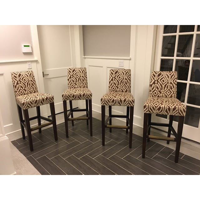 Lee Industry Bar Stools - Set of 4 - Image 3 of 10