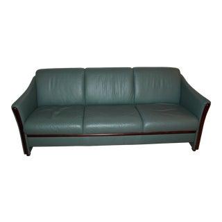 Ekornes Leather Silvia Sofa