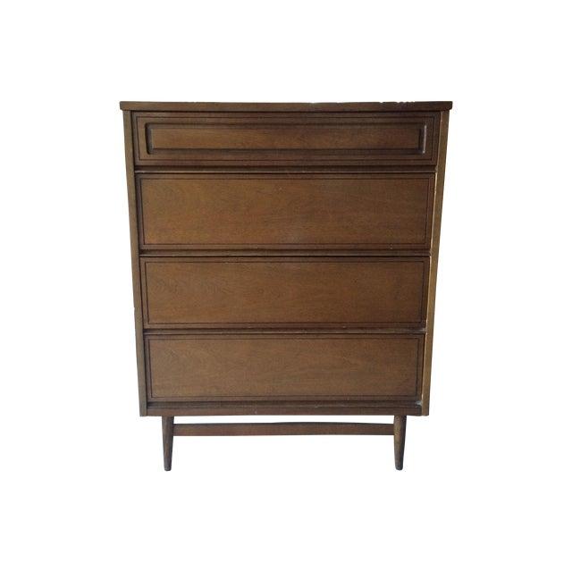 """Mid-Century Modern Bassett """"Epic"""" Line Dresser - Image 1 of 4"""