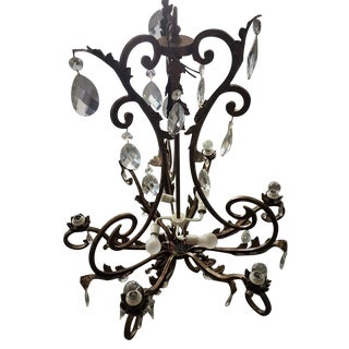 Fredrick Ramond Barcelona 10 Light Chandelier