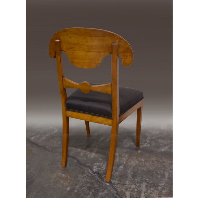 Image of Biedermeier Dining Chairs - Set of 4