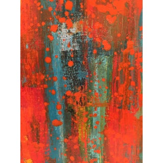 Abstract Painting by Bryan Boomershine