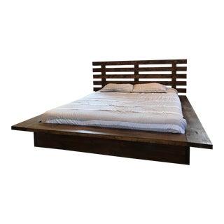 Modern Hand Made Platform Bedframe