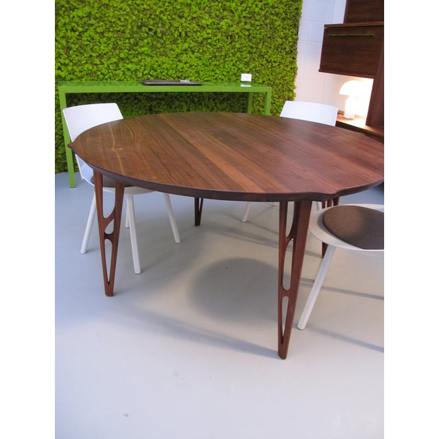 Michele De Lucchi for Riva Round Dining Table - Image 5 of 5