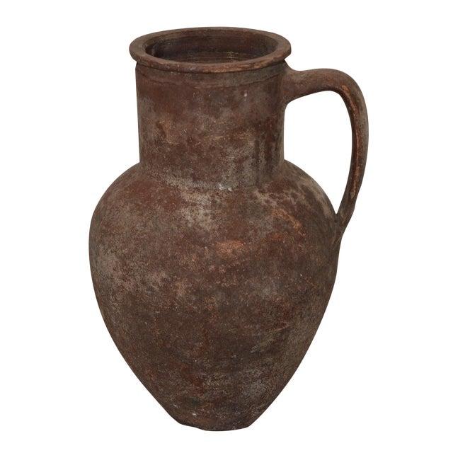 Image of Antique Koyroypa Greek Pottery Vase