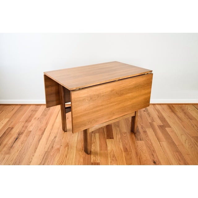 Mid Century American Of Martinsville Dining Table Chairish
