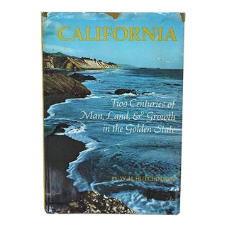 """California"" Hardcover Coffee Table Book"
