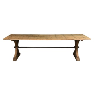 Vintage Sarreid LTD Truck Bed Dining Table