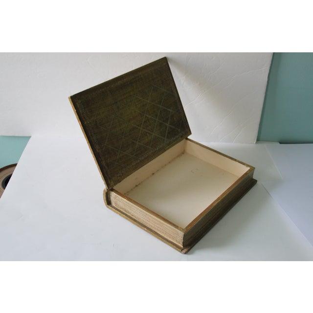 Florentine Fleur De Lis Book Box - Image 4 of 8