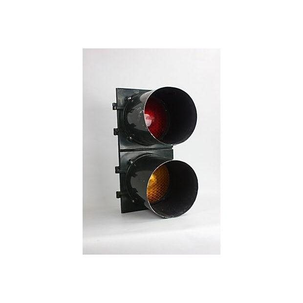 Authentic 2-Light Stoplight - Image 2 of 5