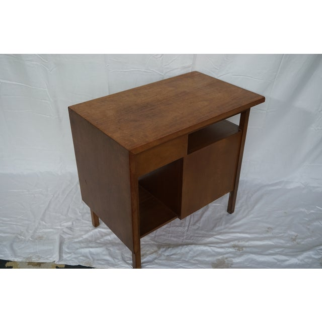 Image of Widdicomb Fluted End Table or Nightstand