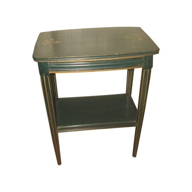 Rectangular 18th Century Italy Parlor Side Table - Image 1 of 4