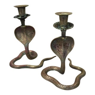 Cobra Candlesticks