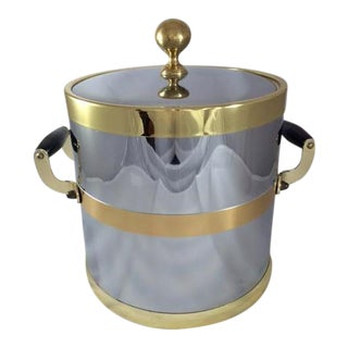 Vintage Kraftware Mid-Century Ice Bucket