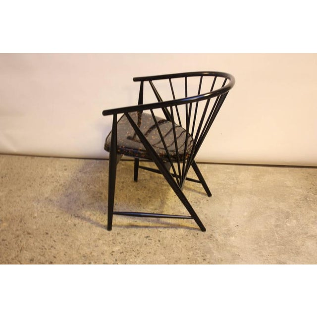 Set of Four Sonna Rosen 'Sulfjadern' Chairs - Image 6 of 8