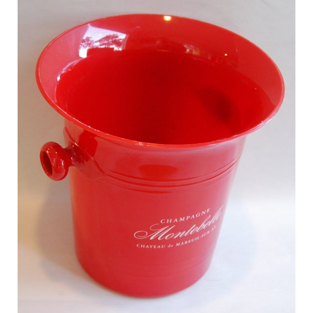 Vintage French Montebello Ice Bucket - Image 3 of 7