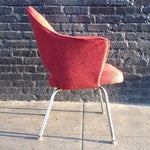 Image of Eero Sarrinen Red Executive Chair