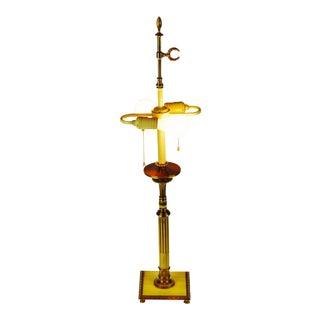 Vintage Crest No. 509 Bouillotte Style Table Lamp