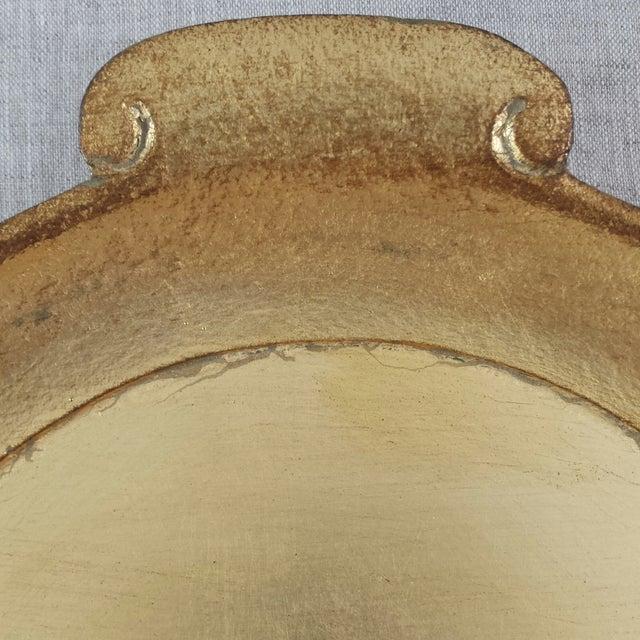 Image of Vintage Italian Florentine Tray