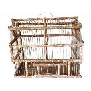 English Bird Cage
