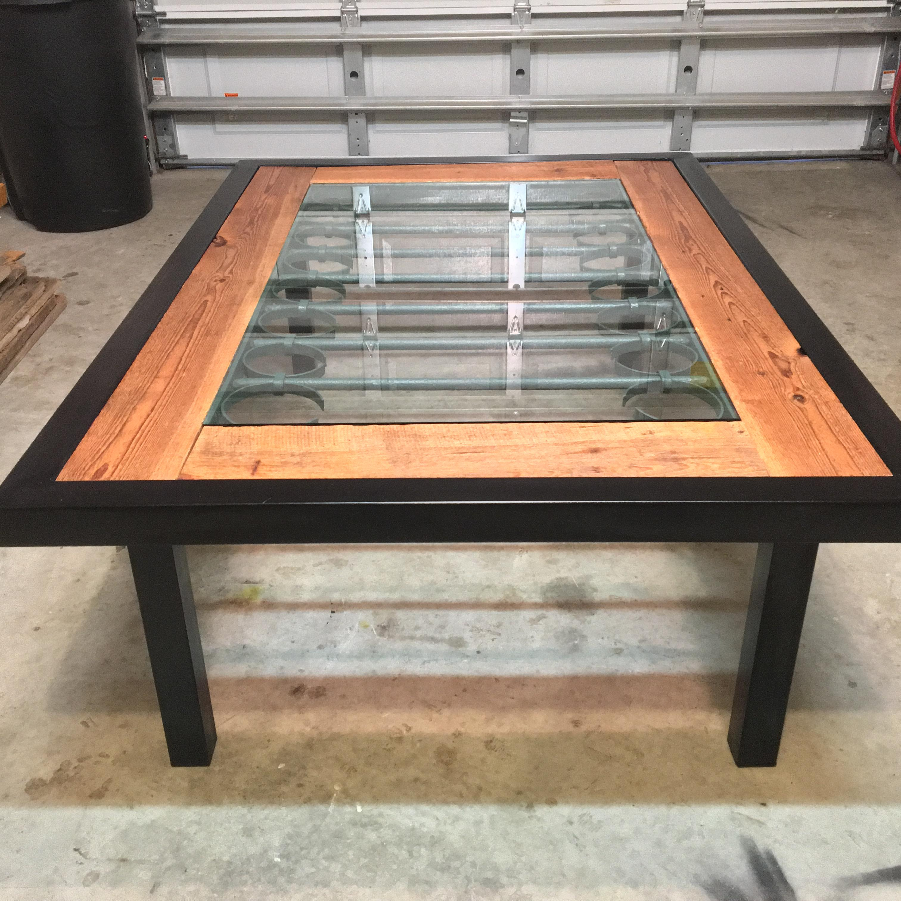 Iron Gate Coffee Table   Image 4 Of 6