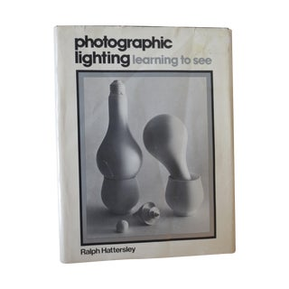 Photographic Lighting: Learning to See, 1st