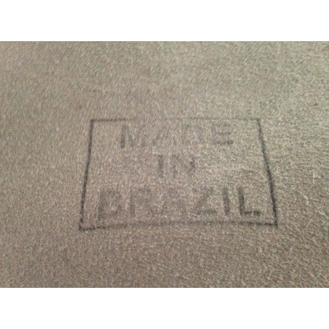 Brazilian Cheetah Print Cowhide Rug - 5′ × 7′ - Image 5 of 6