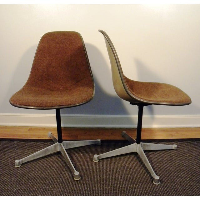 Vintage Mid-Century Herman Miller Chairs - A Pair - Image 5 of 9