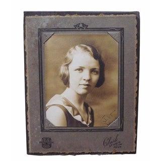 Vintage High School Portrait