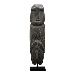 Mezcala Stone Idol
