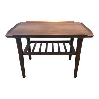 Georg Jensen Danish Teak Side Table
