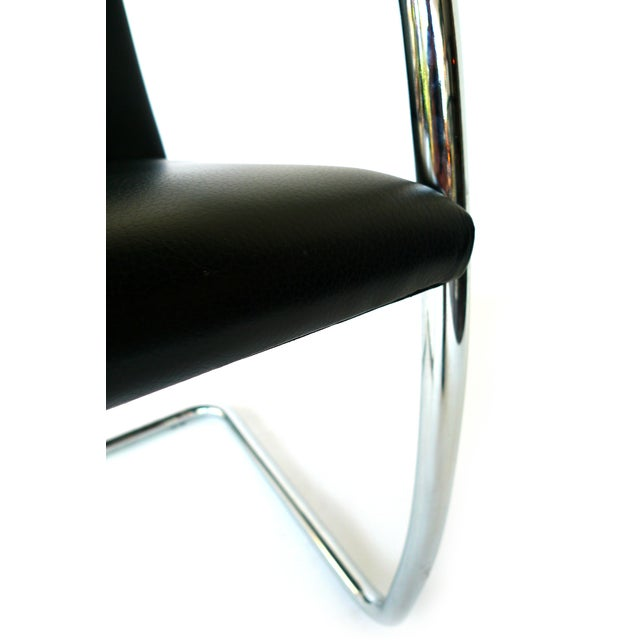 Ludwig Mies Van Der Rohe Brno Chairs - A Pair - Image 6 of 8