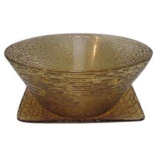 Italian Mid-Century Centerpiece Bowl