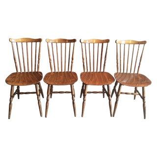 Baumann Bistro Dining Chairs - Set of 4