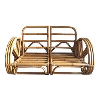 Paul Frankl Style Calif-Asia Sofa