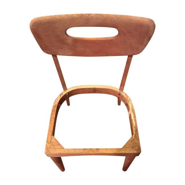 Haywood Wakefield Birch Chairs - Pair - Image 1 of 4