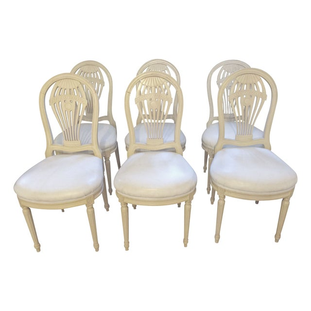 Ascension Balloon Chairs - Set of 6 - Image 1 of 10