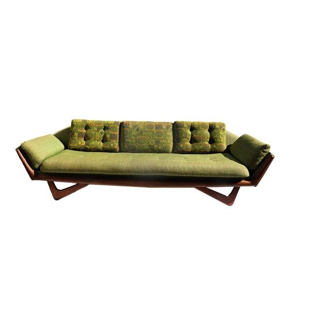 Image of Danish Modern Adrian Pearsall Gondola Sofa