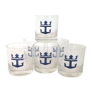 Anchor Glasses - Set of 6