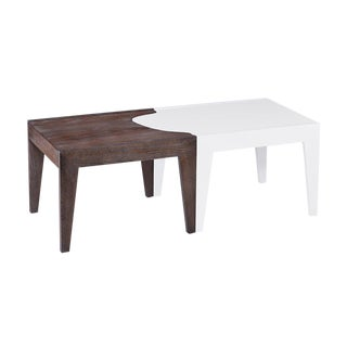 Modern Split Coffee Table