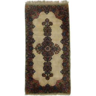 RugsInDallas Persian Kerman Hand Knotted Wool Rug