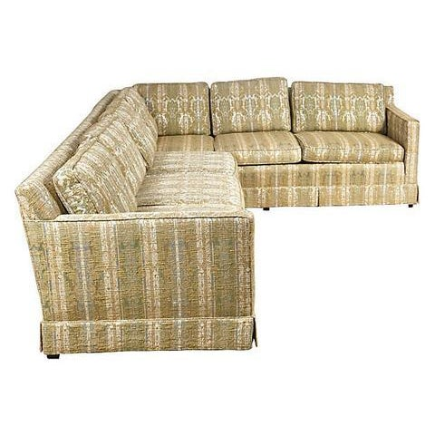 Image of 1960s John Stuart Sectional Sofa
