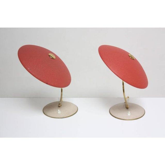 Mid-Century Dutch Table Lamps - Image 6 of 11