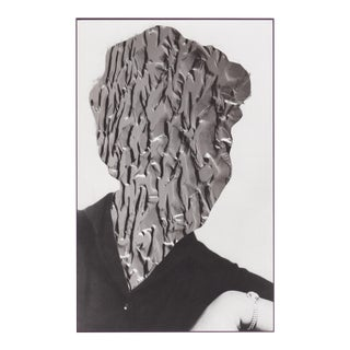 Ray Beldner Collage Portrait #17