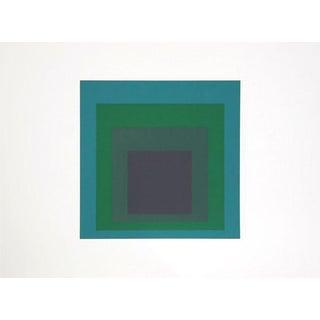 "Josef Albers ""Portfolio 2, Folder 13, Image 2"" Print"